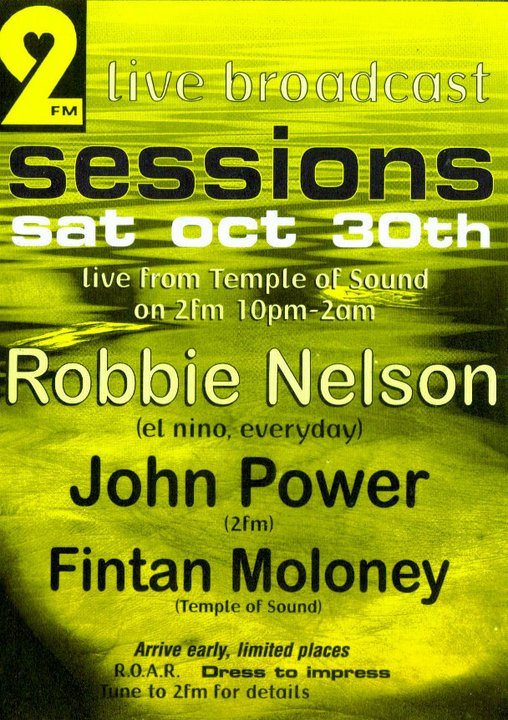 2FM Sessions Tour