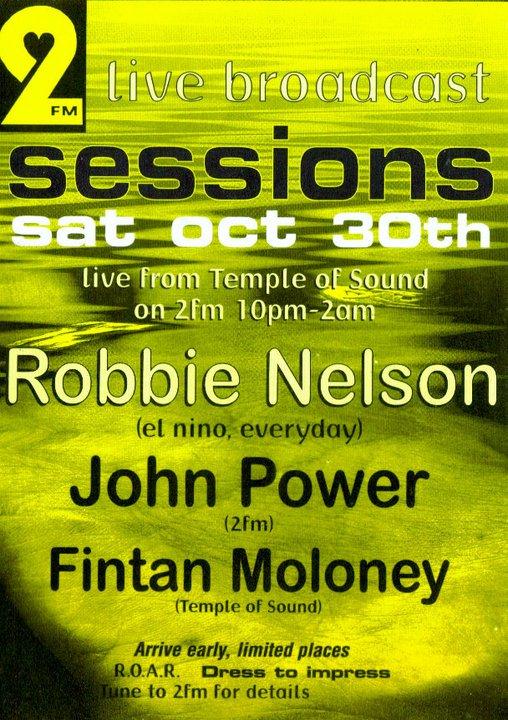 2FM Sessions Tour