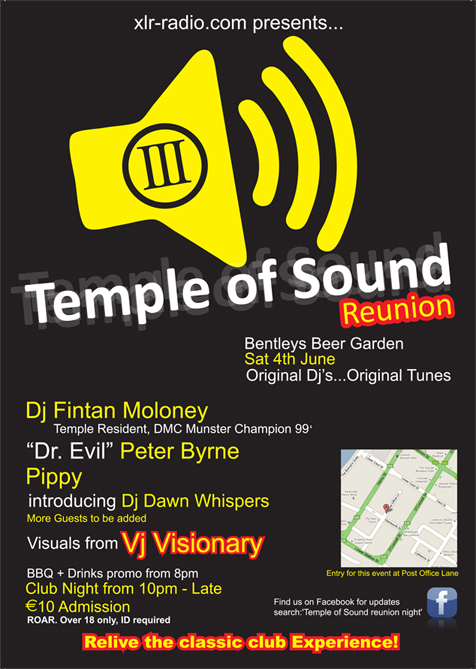 Temple of Sound - June 2011