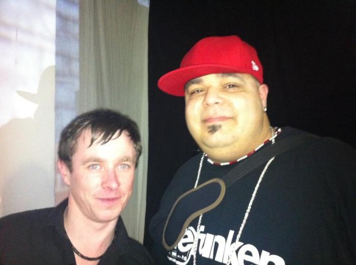 Me & DJ Sneak